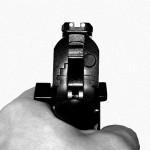 Foto van vuurwapen