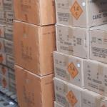 Tienduizend kilo zwaar illegaal vuurwerk in beslag genomen