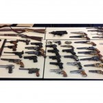 Grote wapenverzameling in beslag genomen in Borsele