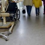 Foto van kind in ziekenhuis | Archief EHF