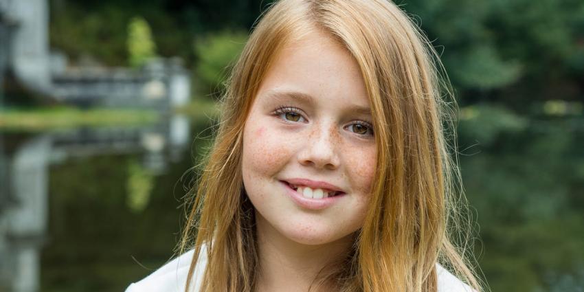 Prinses Alexia  Foto: RVD, fotograaf, Jeroen van der Meyde