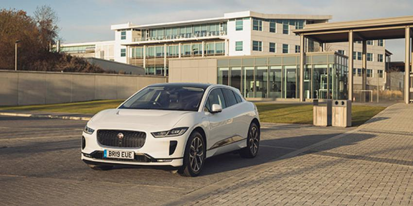 Bijzondere emissievrije roadtrip met Jaguar I-PACE