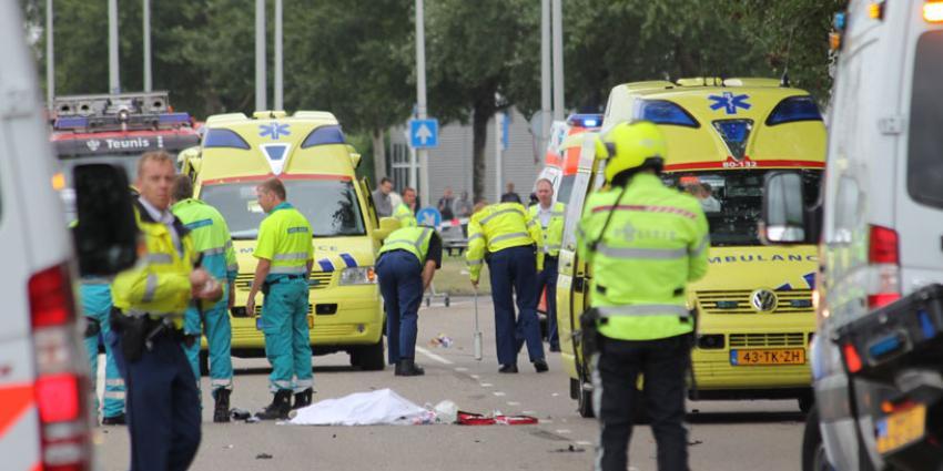 Foto van ongeval rally | FBF