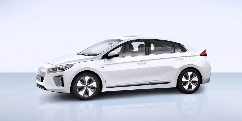 Hyundai prijst Hyundai IONIQ Electric