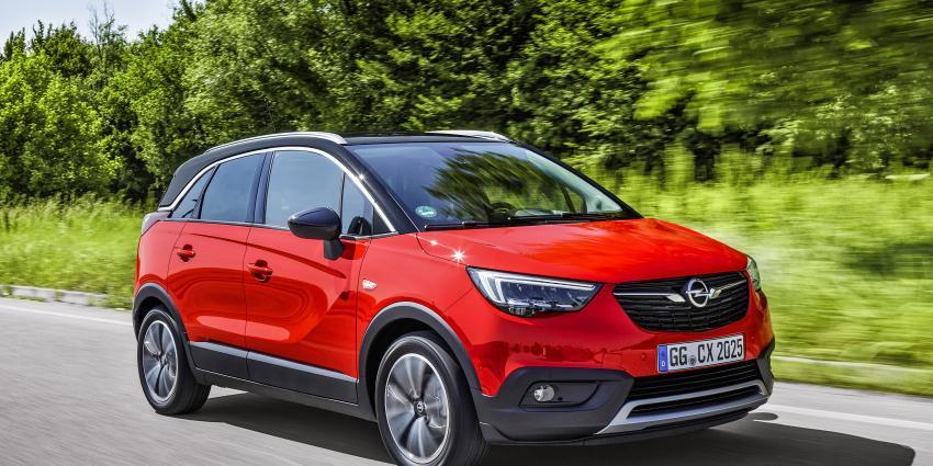 Euro NCAP roept nieuwe Opel crossover uit tot 'Best in Class Car 2017'