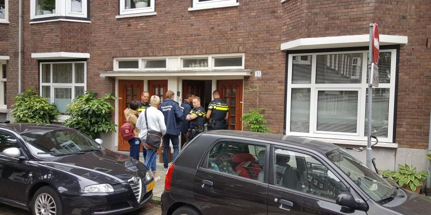 Dode man gevonden in woning Amsterdam