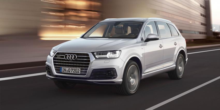 Prijzen nieuwe Audi Q7 bekendgemaakt