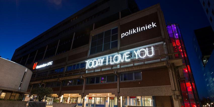 Today I love you bij Amsterdam UMC