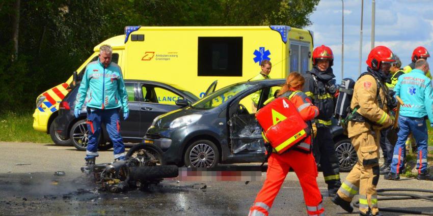 Dodelijk ongeval Noordbroek