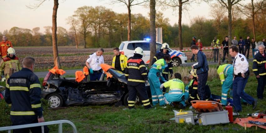 Foto van dodelijk ongeval Woudenberg | Fotopersbureau Groenenveld