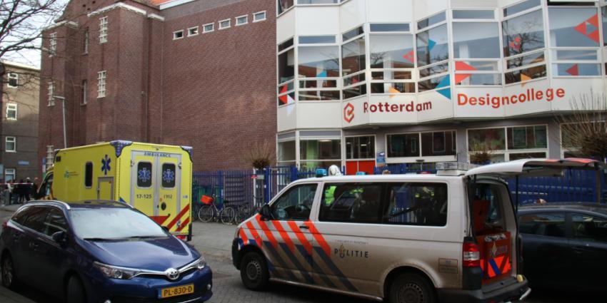 Meisje (16) doodgeschoten in Rotterdam
