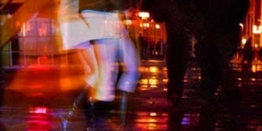 Foto van stad bij avond | Archief FBF.nl