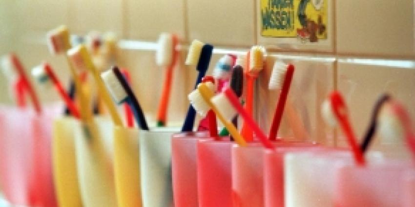 Foto van tandenborstels | Archief FBF.nl