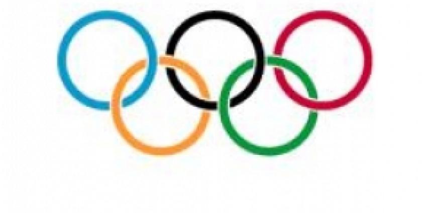 Logo Olympische Spelen | Archief FBF.nl