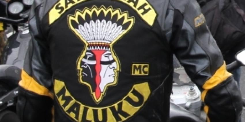 Foto van lid motorclub Satudarah