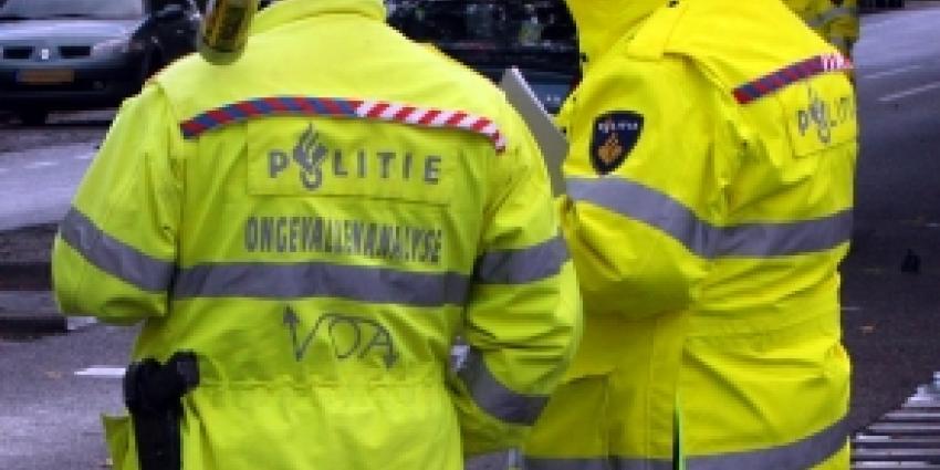 Foto van medewerker verkeersongevallenanalyse | Archief FBF.nl