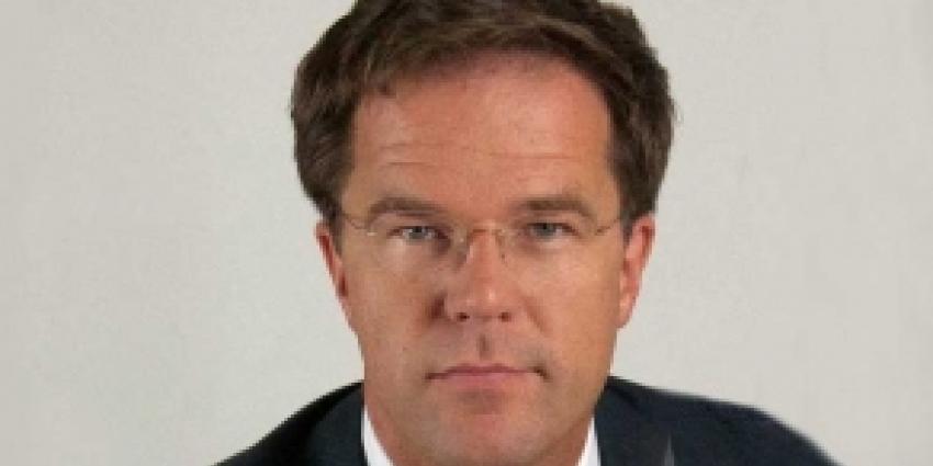 Foto van premier Rutte | RVD