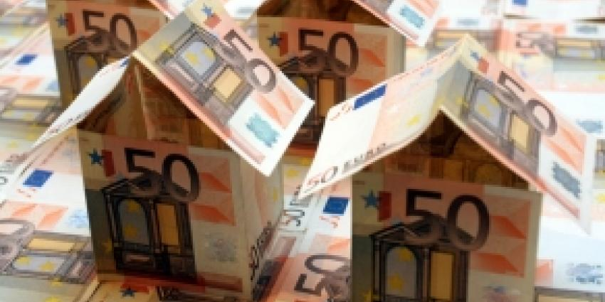 Foto van huisjes van geld | Archief FBF.nl