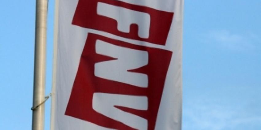 Foto van vlag FNV | Archief FBF.nl