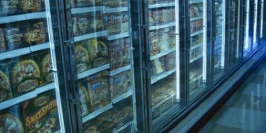 Foto van koeling in supermarkt | EHF