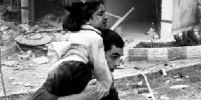 Foto van oorlog in Syrië | Archief FBF.nl