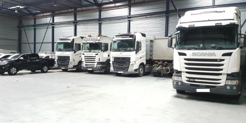 Beslag op 40 voertuigen in onderzoek naar stelselmatige mestfraude