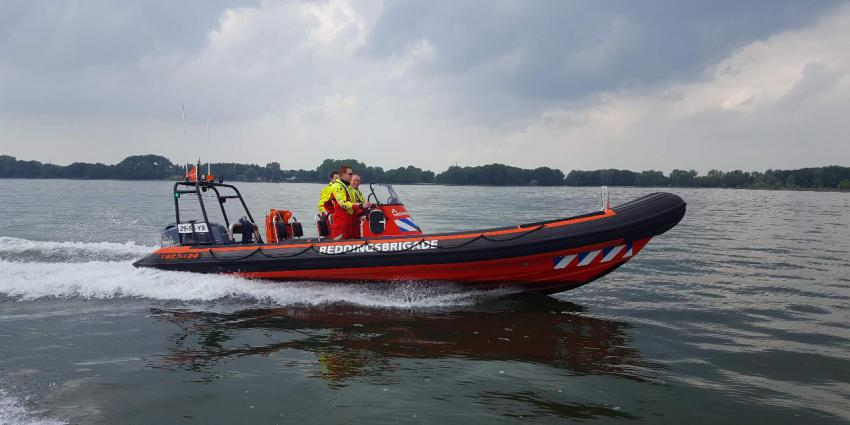 nieuwe reddingsboot Reddingsbrigade Naarden