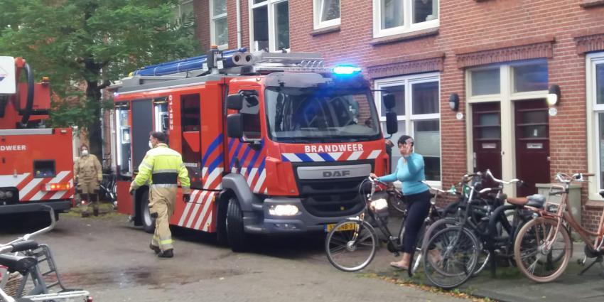 Brandweer heeft brand snel onder controle