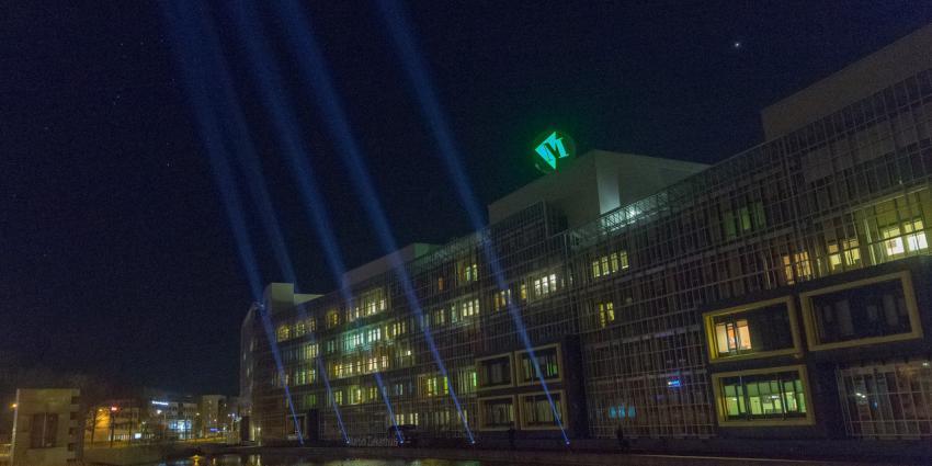 Light the Sky in Groningen