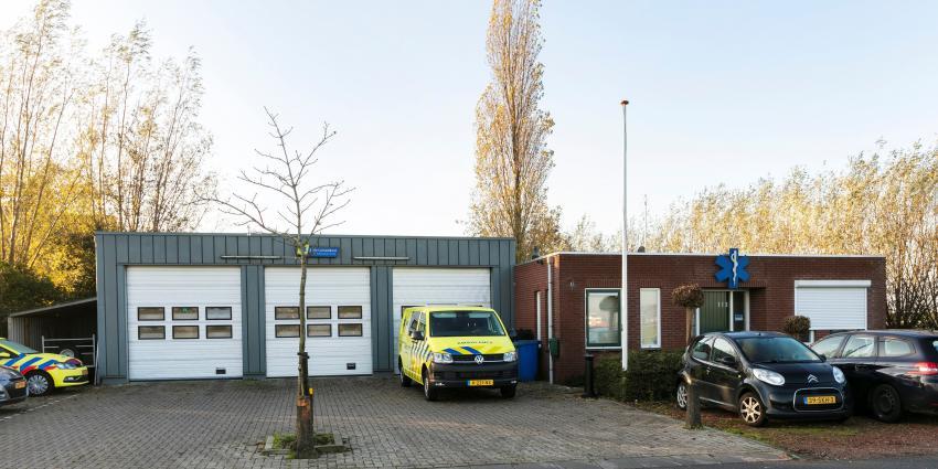Ambulances beter gespreid door nieuwbouw Schelluinen