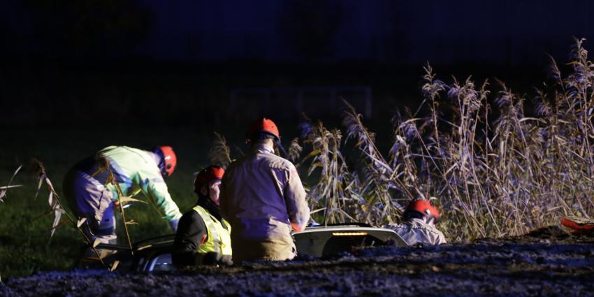 Ongeval in Veendam