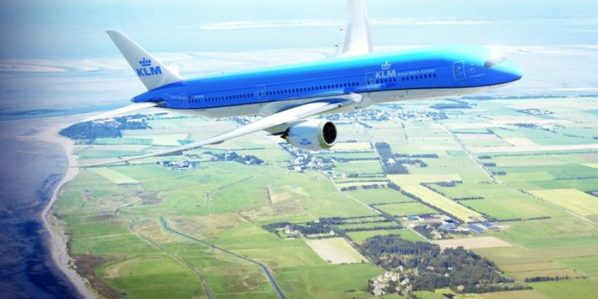 Eerste Boeing 787 Dreamliner voor KLM