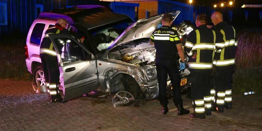 Gewonde bij ongeval in Empel