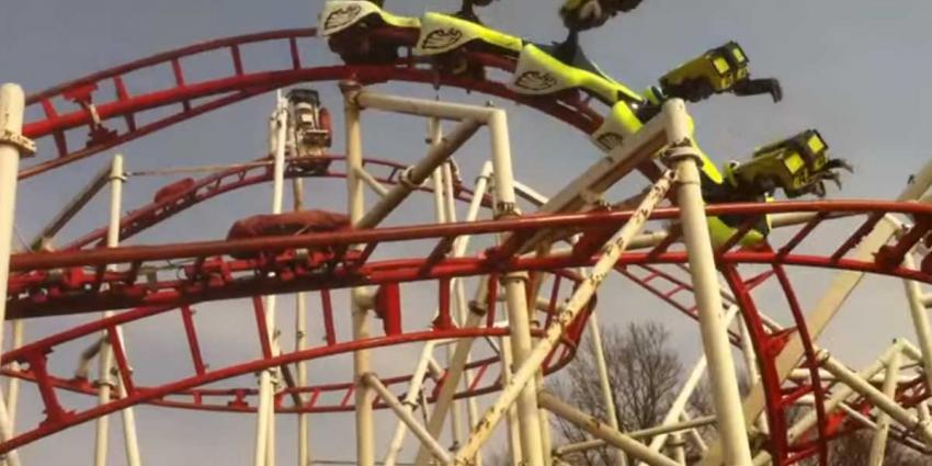 Gewonden door ontsporing op achtbaan in Schots attractiepark