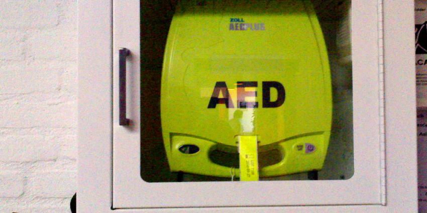 AED-hart