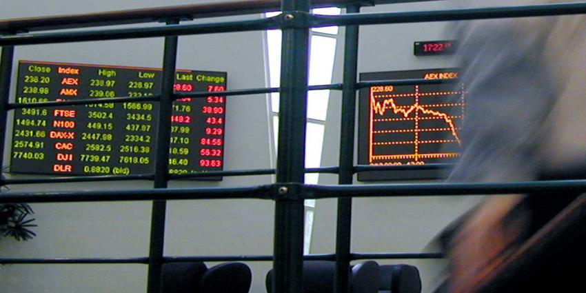 aex-beurs-aandelen