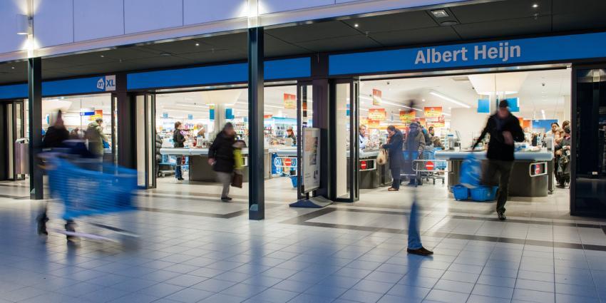 Albert Heijn opent vandaag een 100% zelfscan- en pin supermarkt