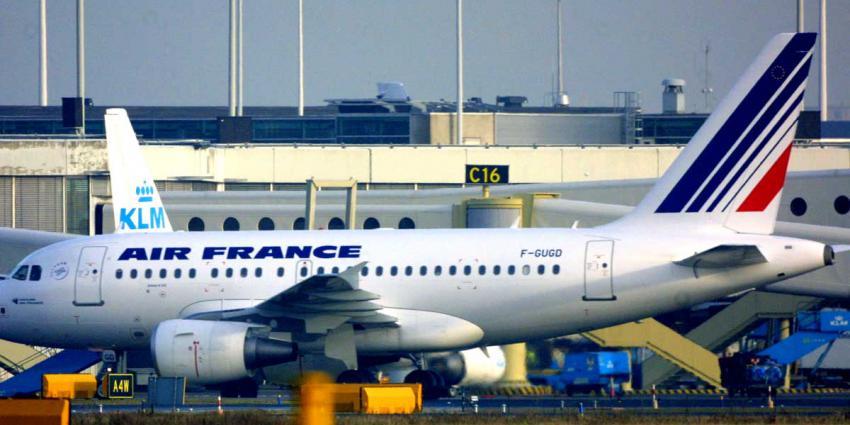 Boete van 325 miljoen euro voor Air France-KLM