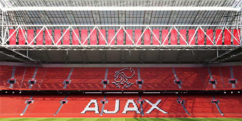 Stoeltjes Amsterdam ArenA worden in megaproject Ajax-roodwit