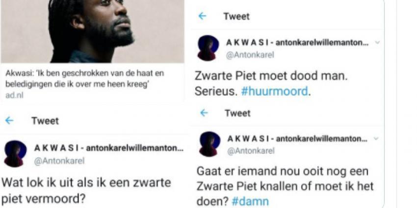 Tweets van Akwasi