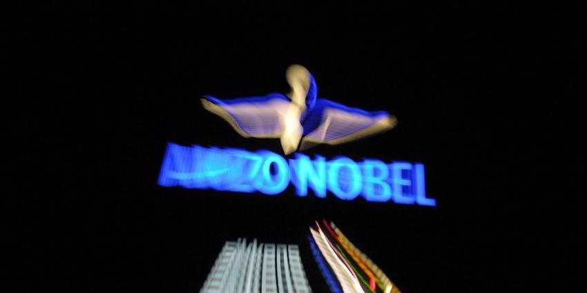 Akzo Nobel ziet winst stijgen
