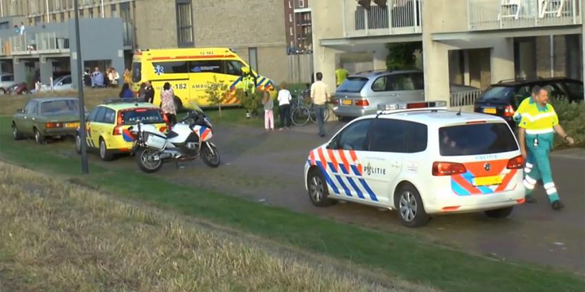 Foto van ambulance en politie | Keesjan Haasnoot