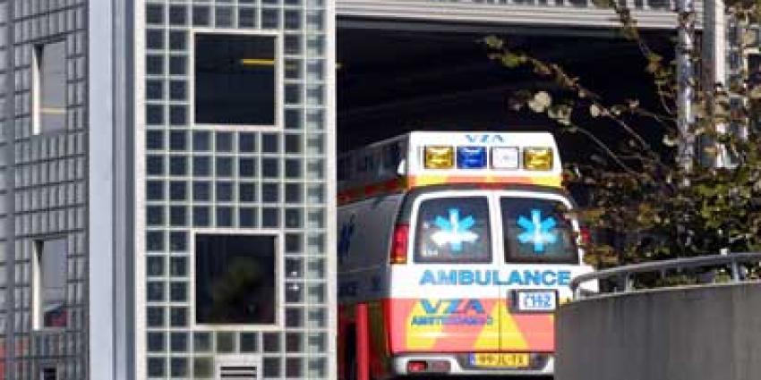 Foto van ambulance ziekenhuis   Archief EHF