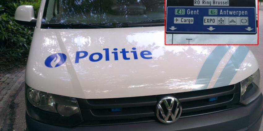 Criminelen schieten met kalasjnikovs bij achtervolging van Breda tot Turnhout
