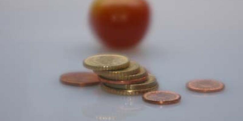 Foto van appeltje voor de dorst pensioen | Archief EHF