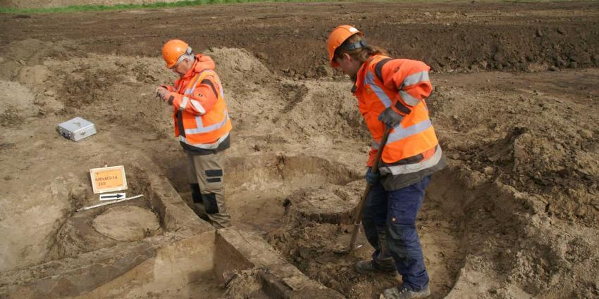 Sporen van Slag om Arnhem gevonden bij archeologisch onderzoek