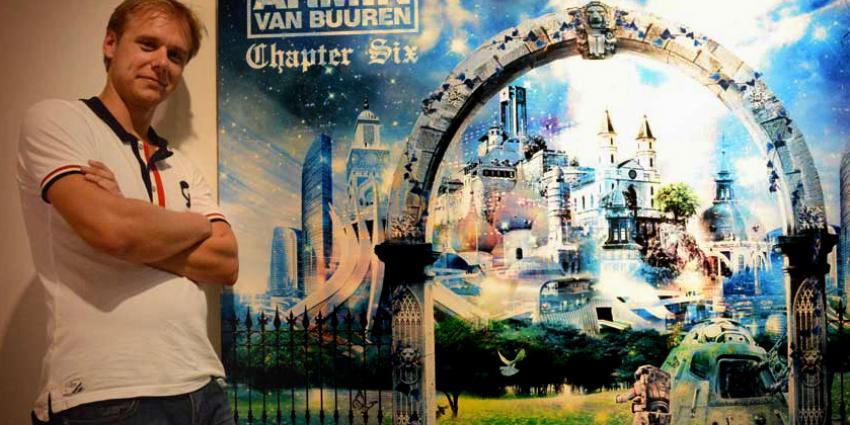 Cirkel wereldtournee Armin van Buuren in Ziggo Dome weer rond