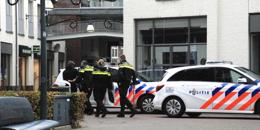arrestatie-politie