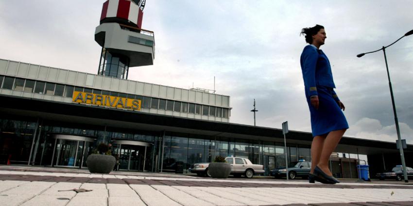 GroenLinks en 50PLUS kritisch over plannen vliegveld Rotterdam