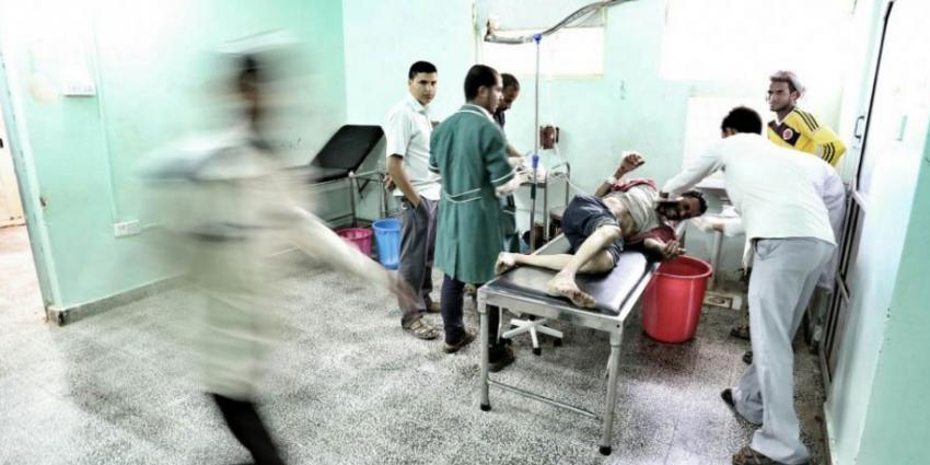 AzG luidt noodklok over humanitaire situatie Taiz, Jemen